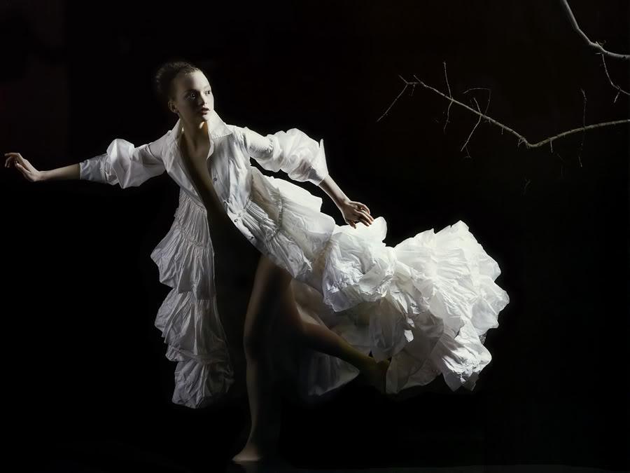 Dzhemma Uord v fotosessii dlya Vogue 3