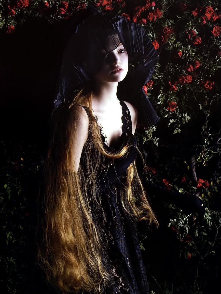 Dzhemma Uord v fotosessii dlya Vogue 4