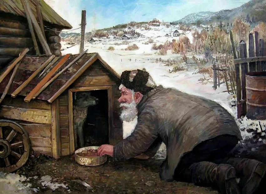 kartiny hudozhnika Leonida Baranova 18