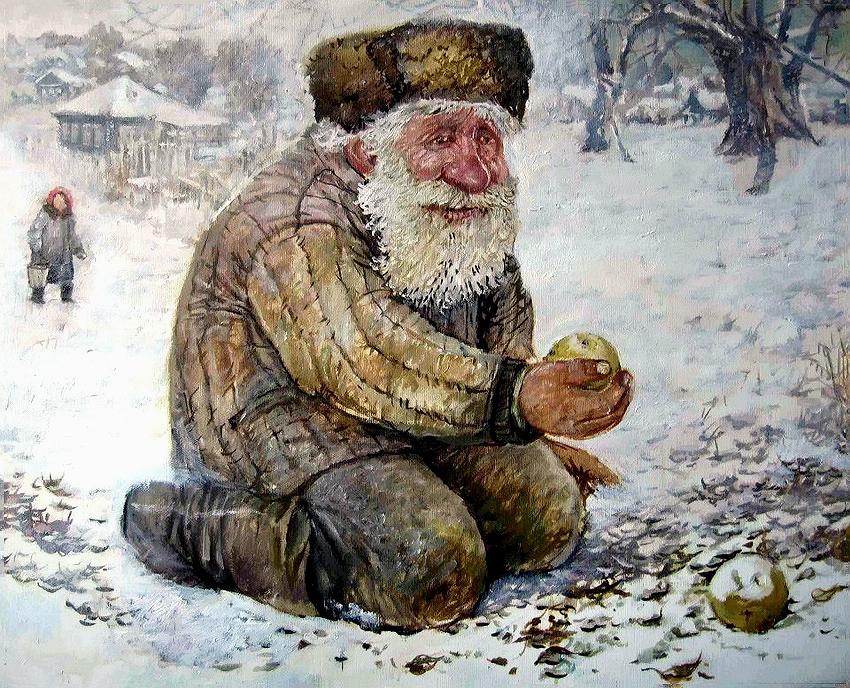 kartiny hudozhnika Leonida Baranova 23