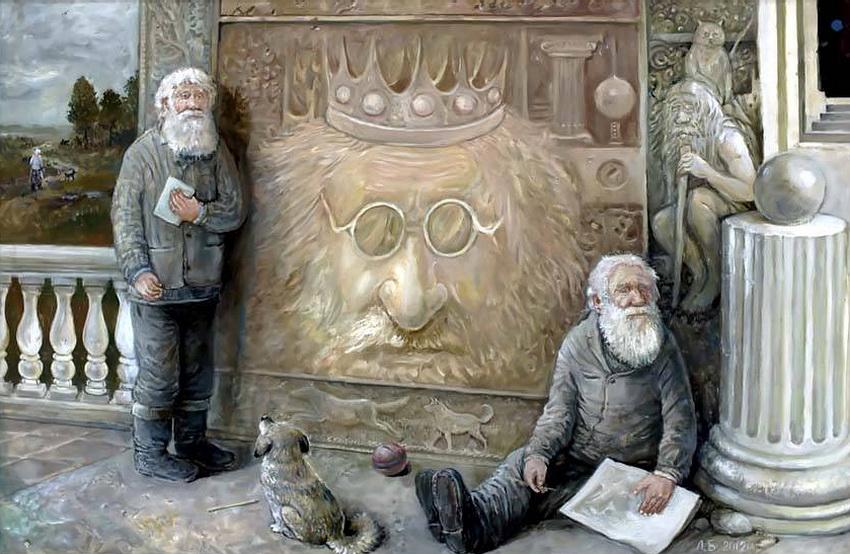 kartiny hudozhnika Leonida Baranova 26