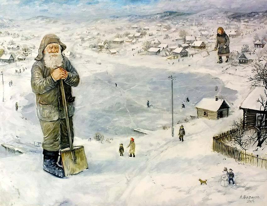 kartiny hudozhnika Leonida Baranova 8