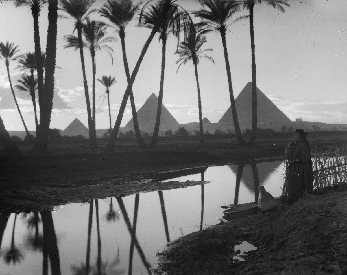 Istoricheskie fotografii Kaira 1
