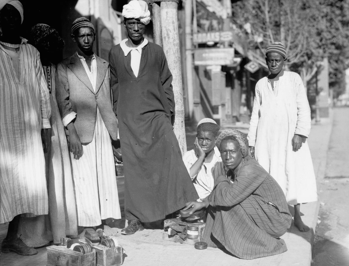 Istoricheskie fotografii Kaira 11