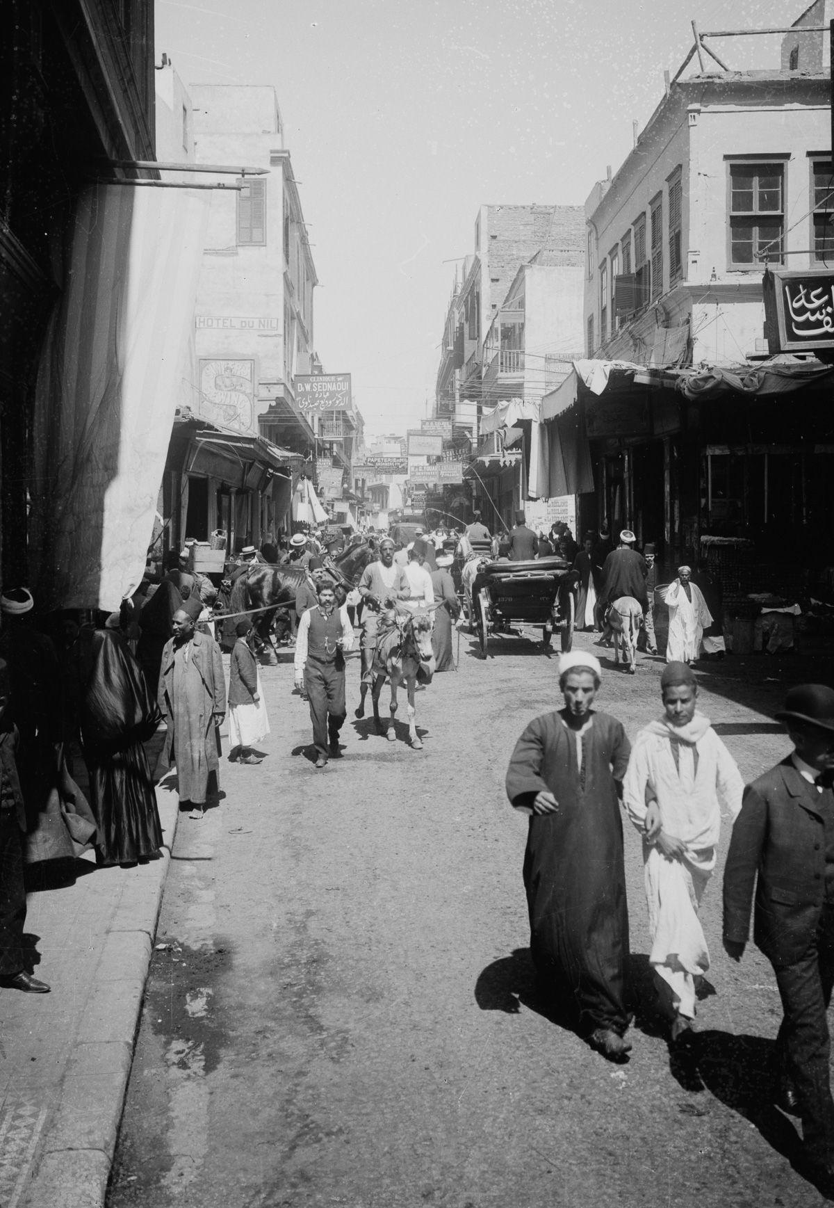 Istoricheskie fotografii Kaira 22