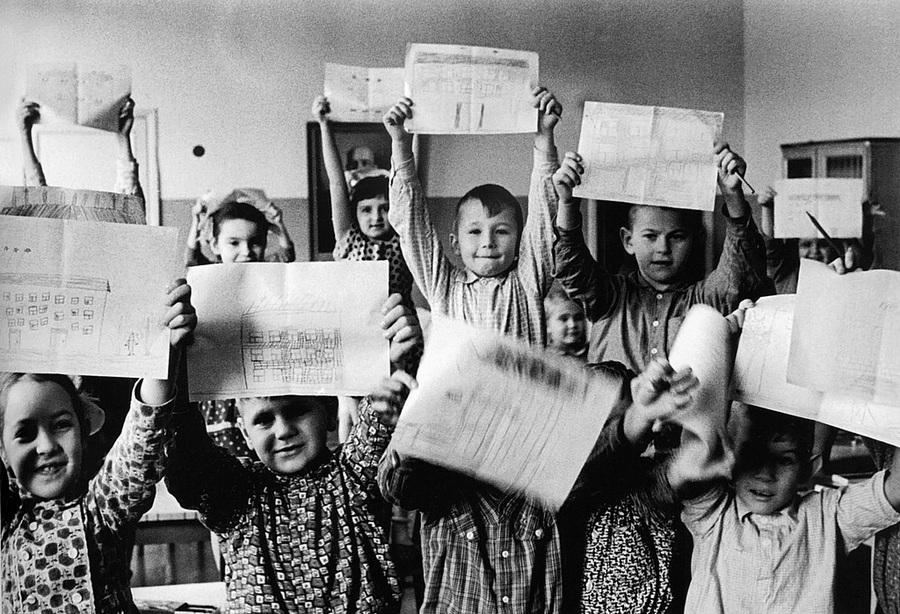 Советская история в фотографиях легендарного Дмитрия Бальтерманца 10