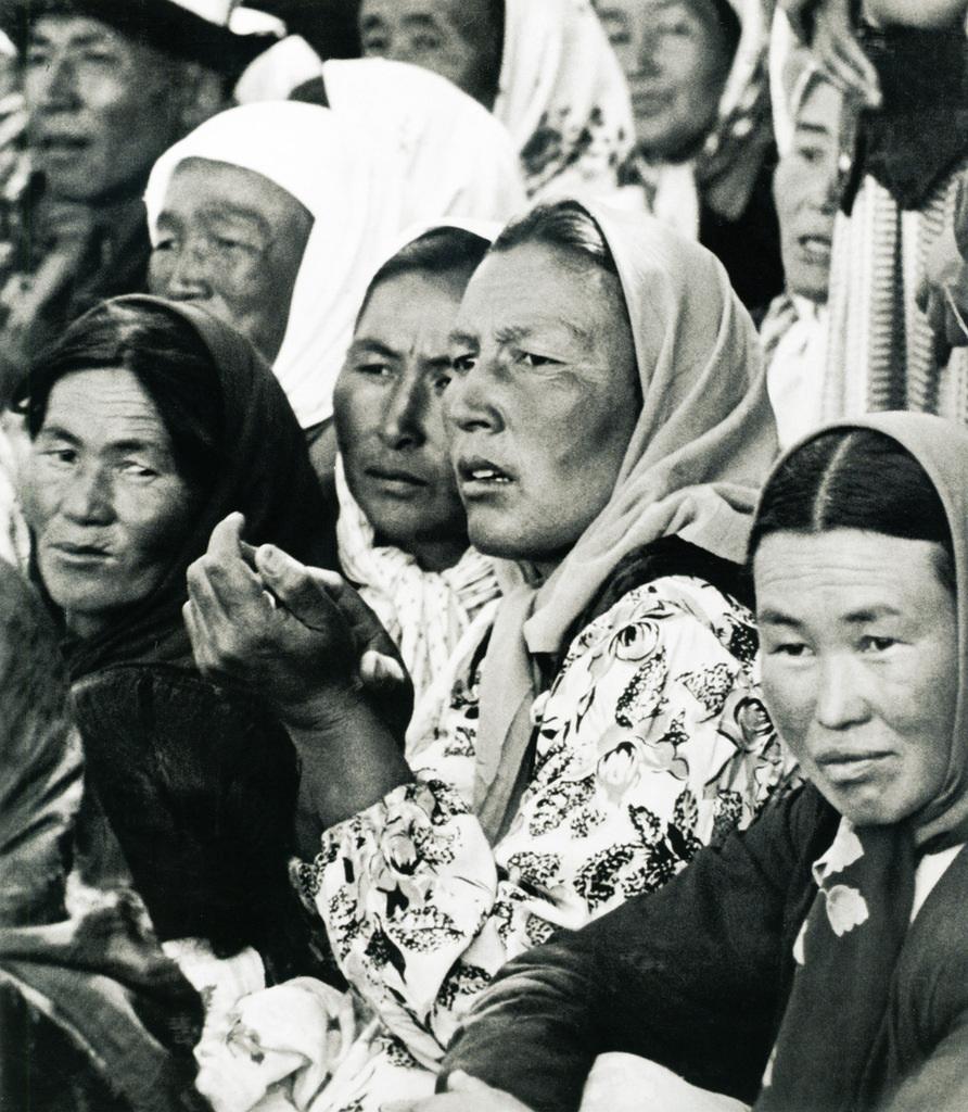 Советская история в фотографиях легендарного Дмитрия Бальтерманца 15