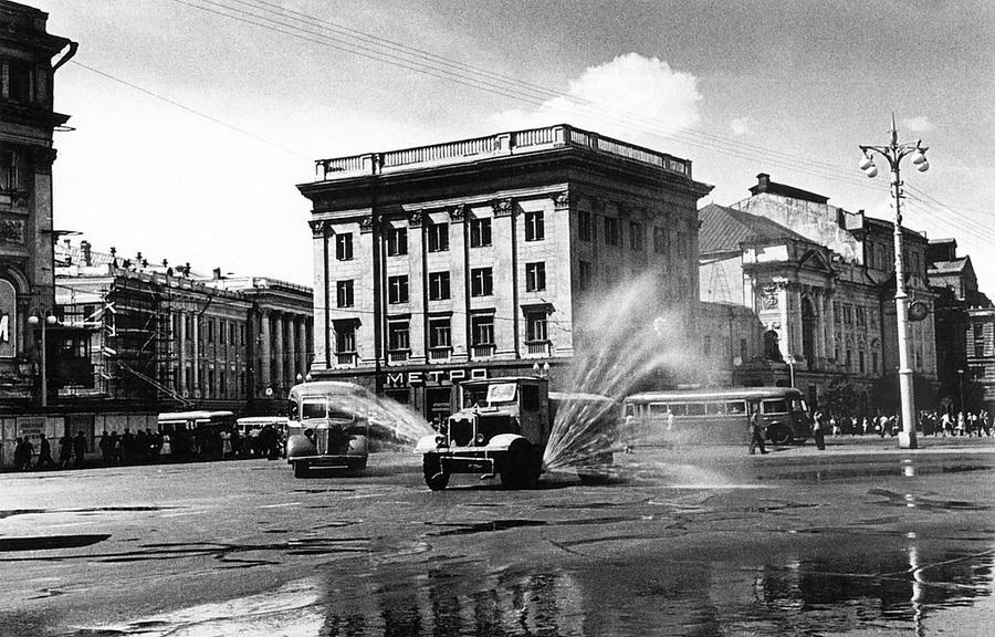 Советская история в фотографиях легендарного Дмитрия Бальтерманца 17