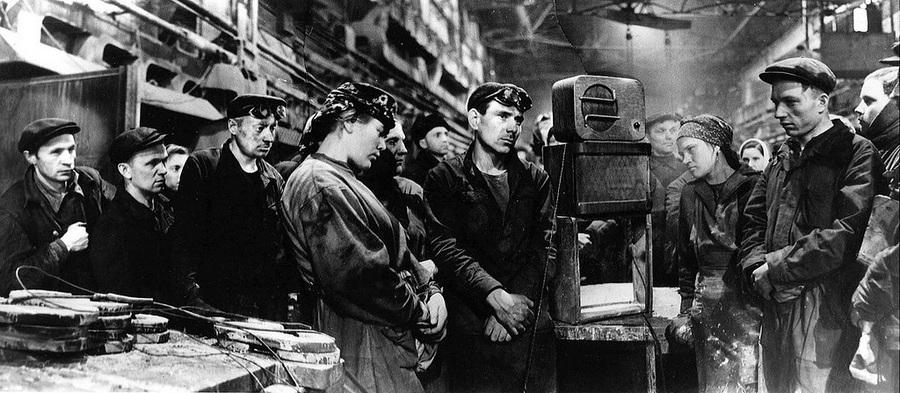 Советская история в фотографиях легендарного Дмитрия Бальтерманца 21