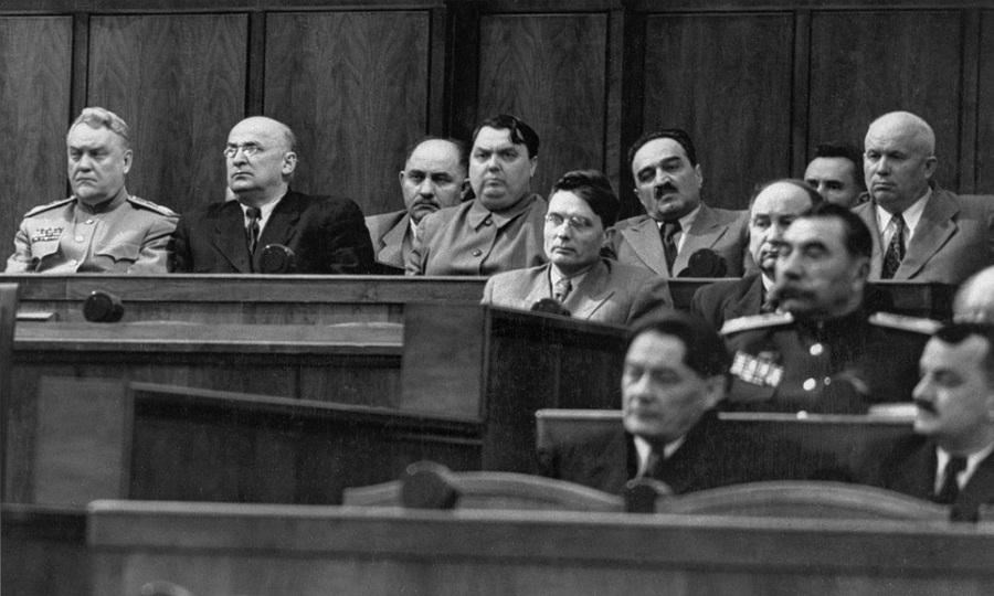 Советская история в фотографиях легендарного Дмитрия Бальтерманца 23