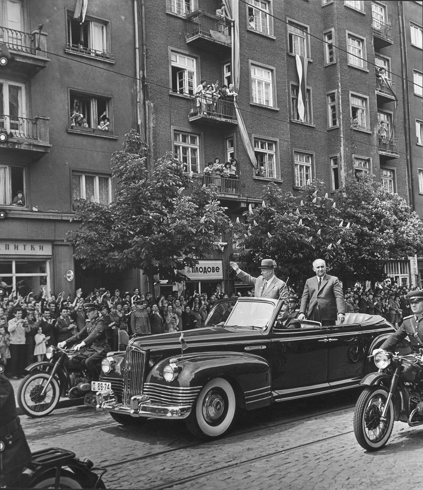 Советская история в фотографиях легендарного Дмитрия Бальтерманца 25