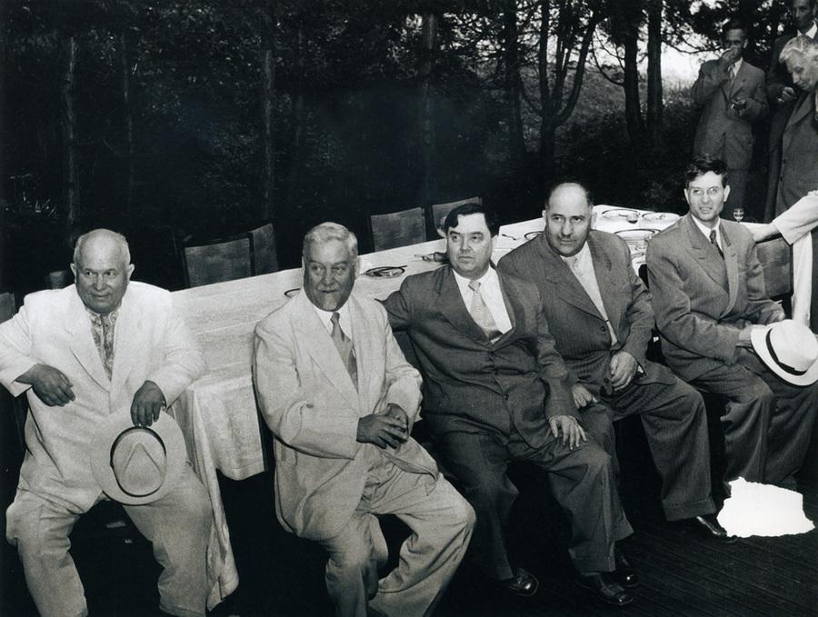 Советская история в фотографиях легендарного Дмитрия Бальтерманца 28