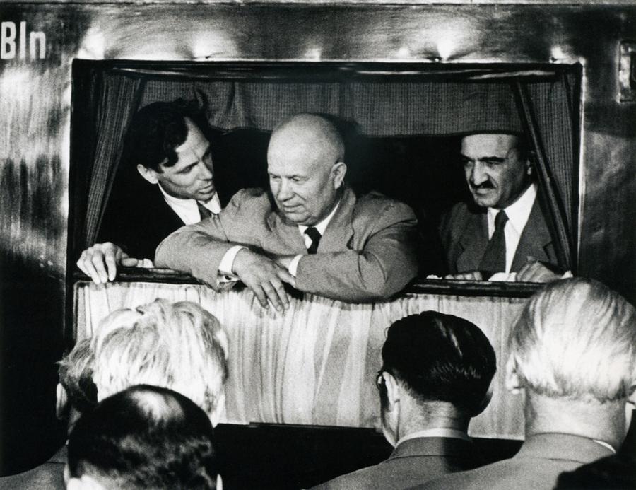 Советская история в фотографиях легендарного Дмитрия Бальтерманца 29