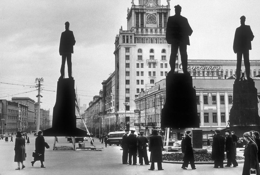 Советская история в фотографиях легендарного Дмитрия Бальтерманца 32