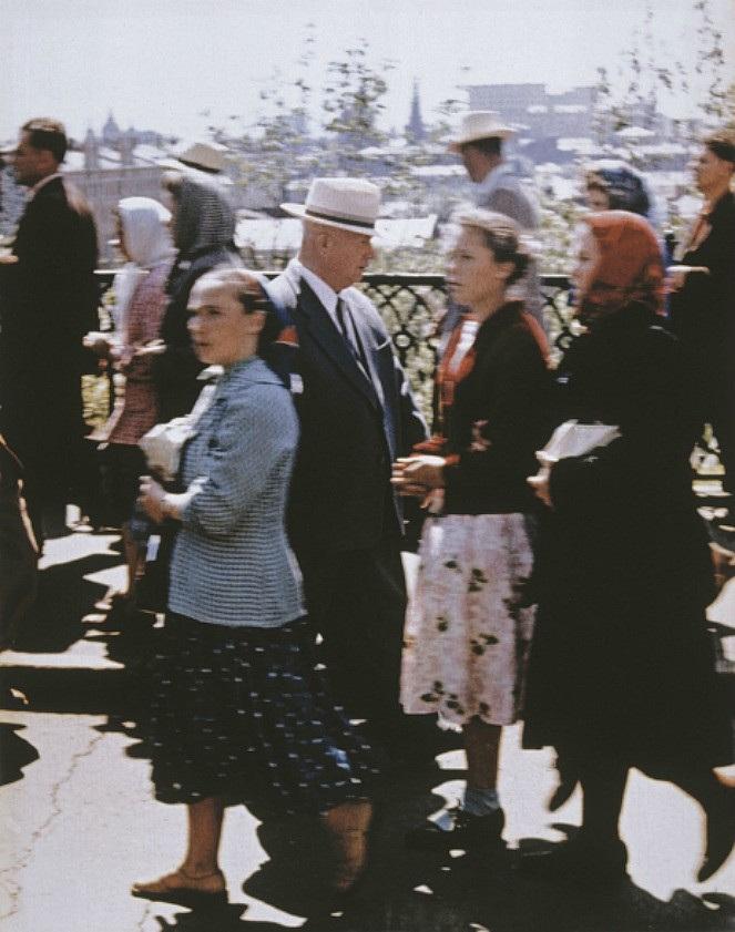 Советская история в фотографиях легендарного Дмитрия Бальтерманца 38