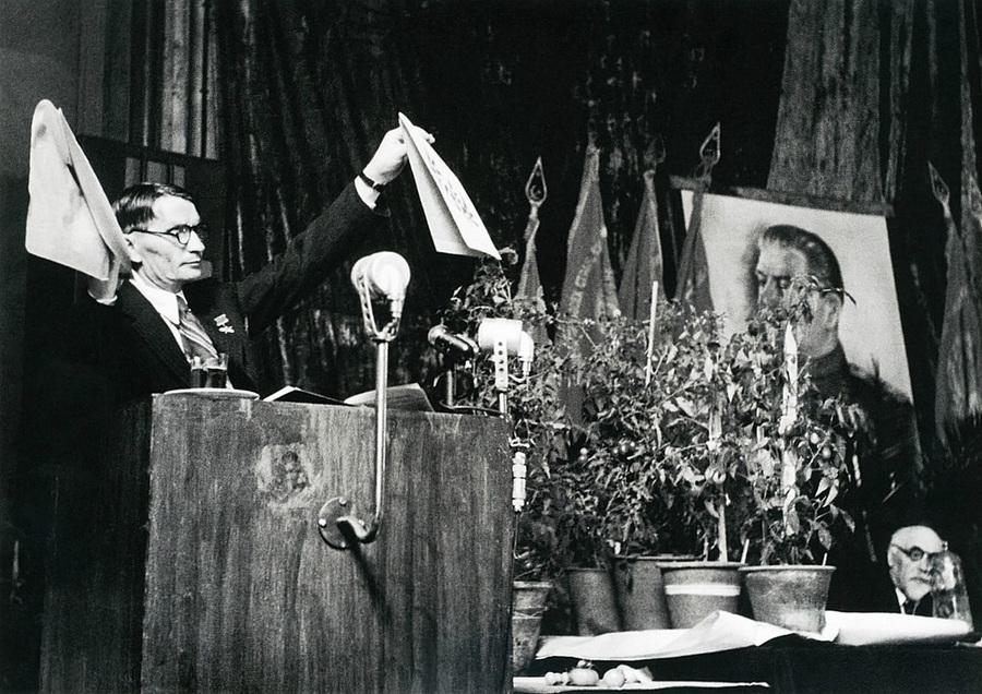 Советская история в фотографиях легендарного Дмитрия Бальтерманца 4