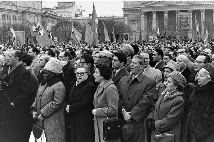 Советская история в фотографиях легендарного Дмитрия Бальтерманца 42