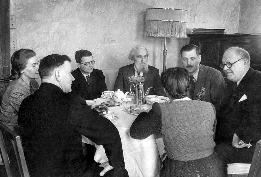 Советская история в фотографиях легендарного Дмитрия Бальтерманца 44