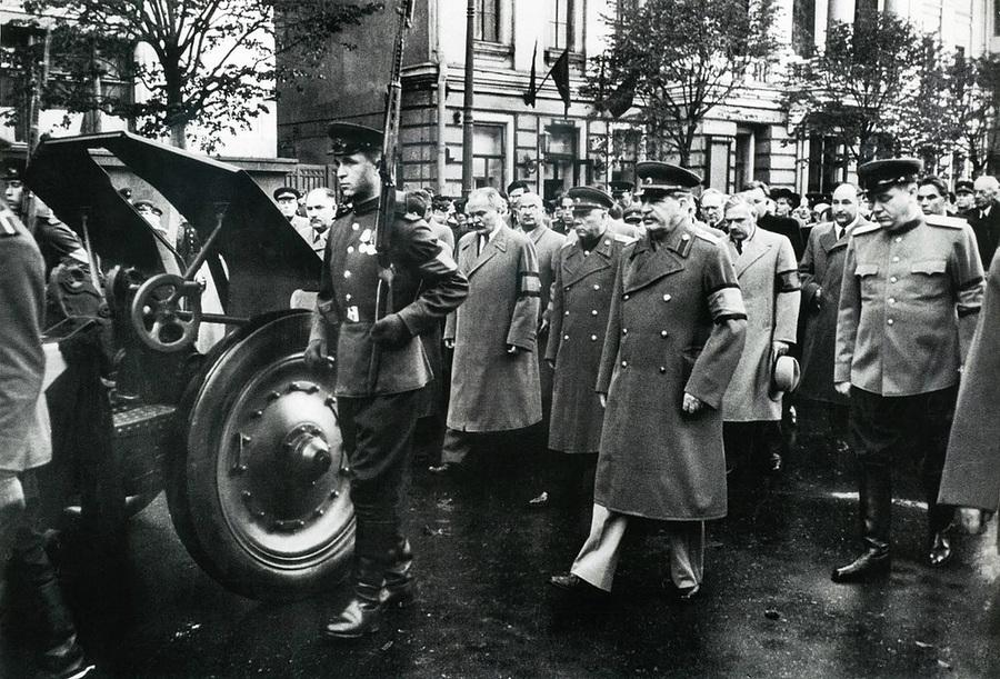 Советская история в фотографиях легендарного Дмитрия Бальтерманца 5