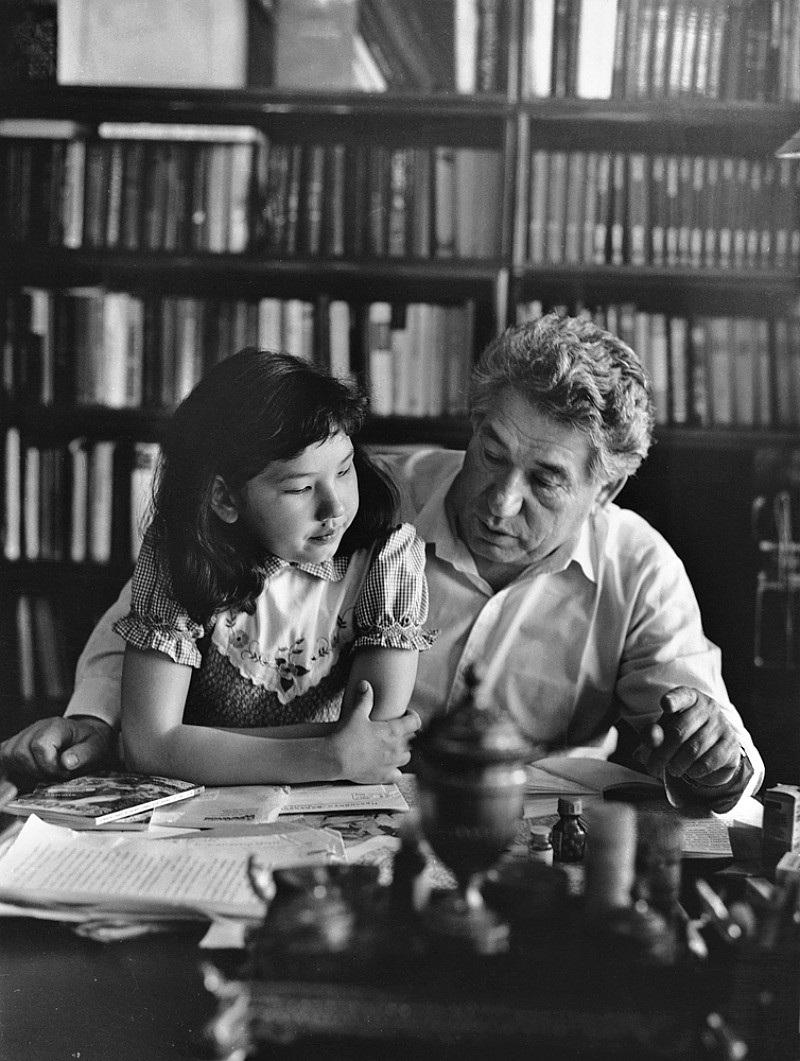 Советская история в фотографиях легендарного Дмитрия Бальтерманца 50