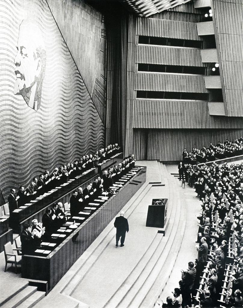 Советская история в фотографиях легендарного Дмитрия Бальтерманца 53