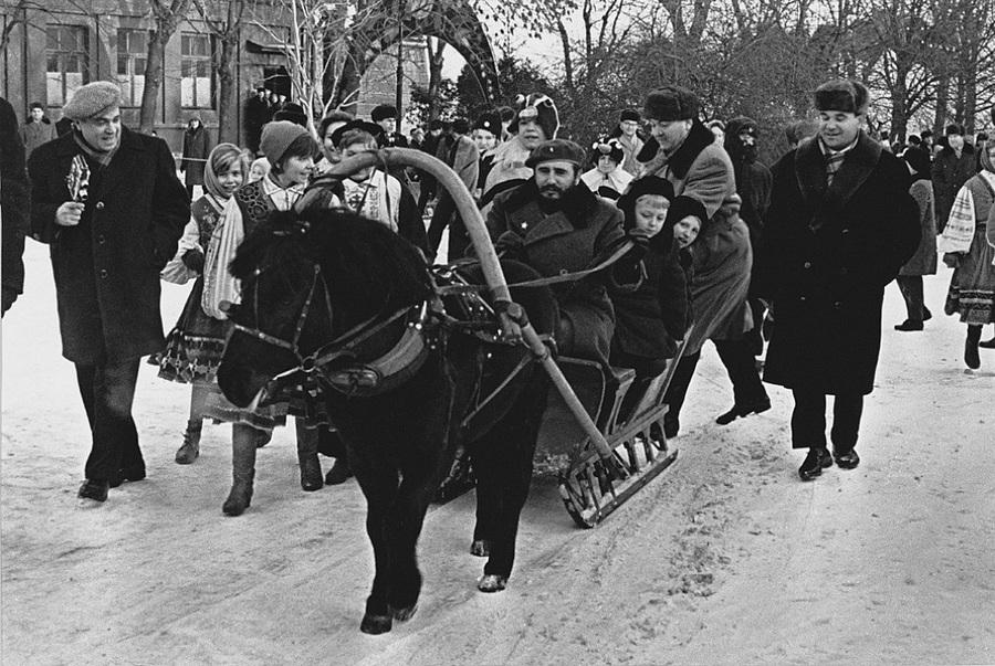 Советская история в фотографиях легендарного Дмитрия Бальтерманца 56