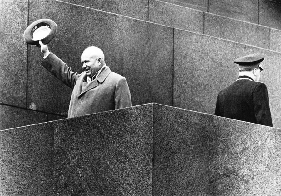 Советская история в фотографиях легендарного Дмитрия Бальтерманца 59