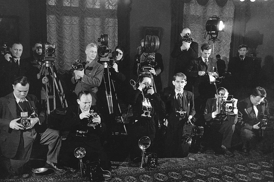 Советская история в фотографиях легендарного Дмитрия Бальтерманца 6
