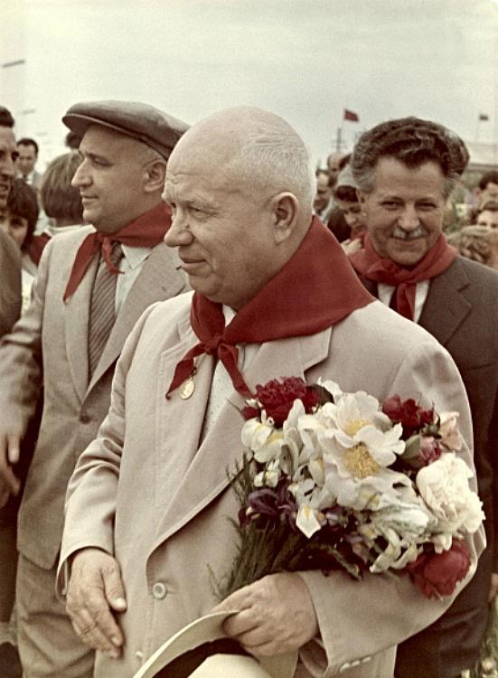 Советская история в фотографиях легендарного Дмитрия Бальтерманца 67