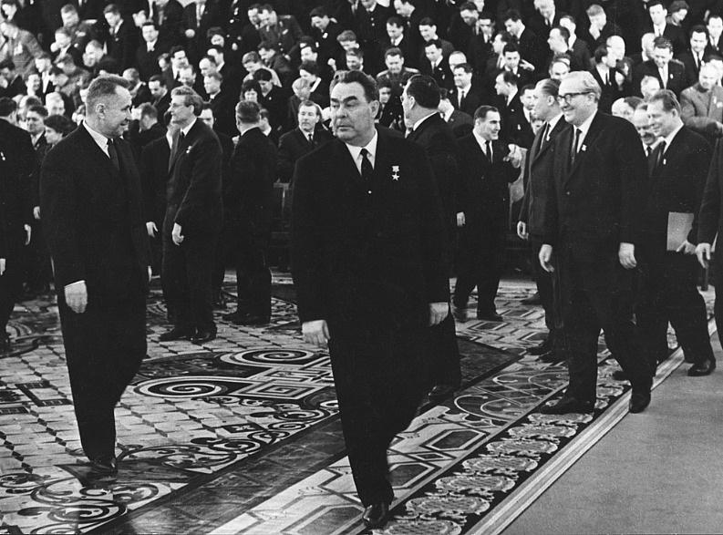 Советская история в фотографиях легендарного Дмитрия Бальтерманца 69