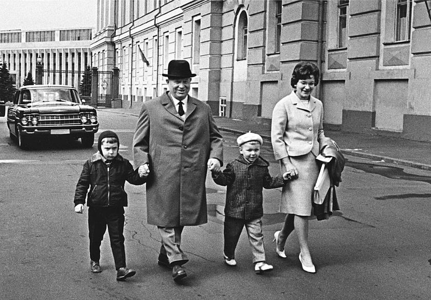 Советская история в фотографиях легендарного Дмитрия Бальтерманца 70
