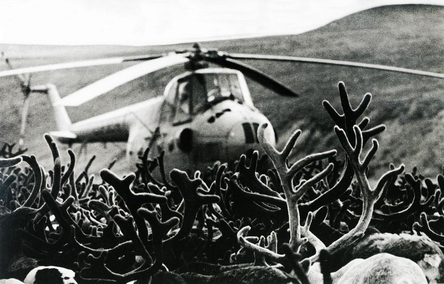 Советская история в фотографиях легендарного Дмитрия Бальтерманца 74
