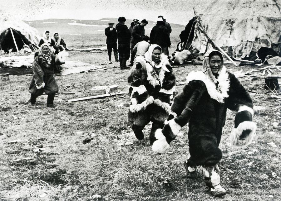 Советская история в фотографиях легендарного Дмитрия Бальтерманца 75