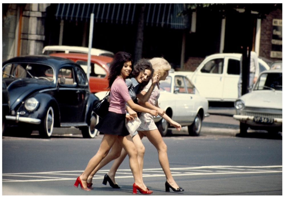Шедевры от мастеров уличной фотографии: реальная жизнь в каждом снимке 18