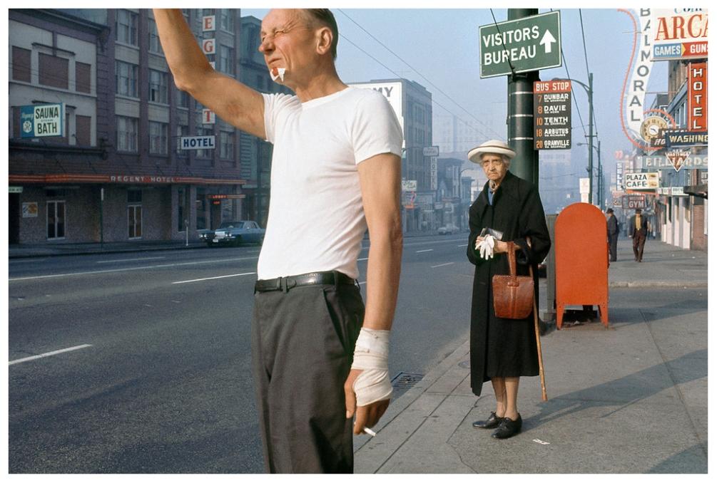 Шедевры от мастеров уличной фотографии: реальная жизнь в каждом снимке 1 11