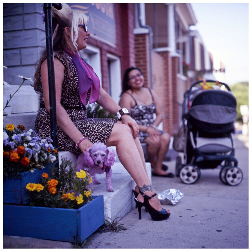 Шедевры от мастеров уличной фотографии: реальная жизнь в каждом снимке 1 31