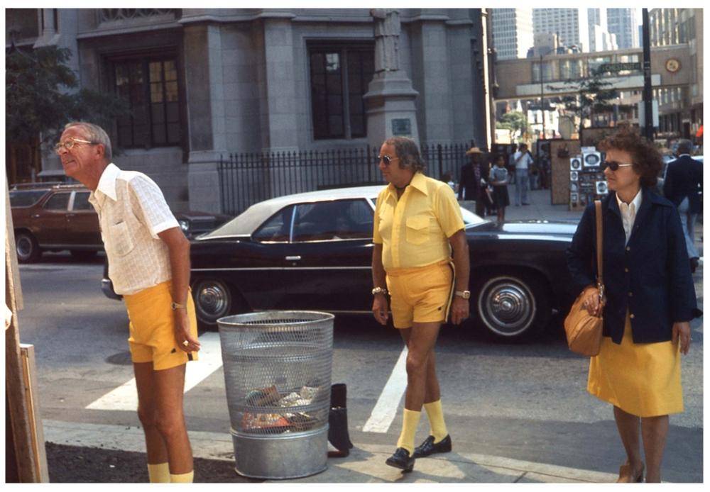 Шедевры от мастеров уличной фотографии: реальная жизнь в каждом снимке 46