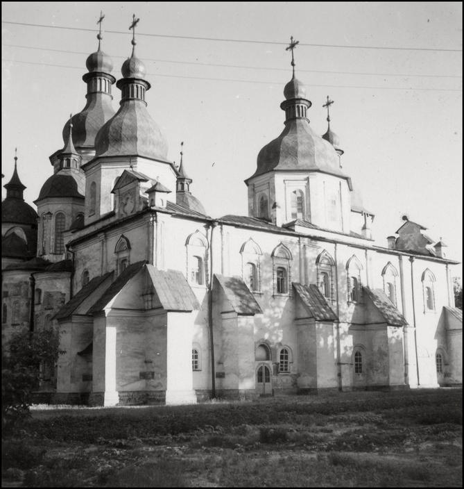 Оккупированный Киев глазами знаменитого немецкого фотографа Герберта Листа 10
