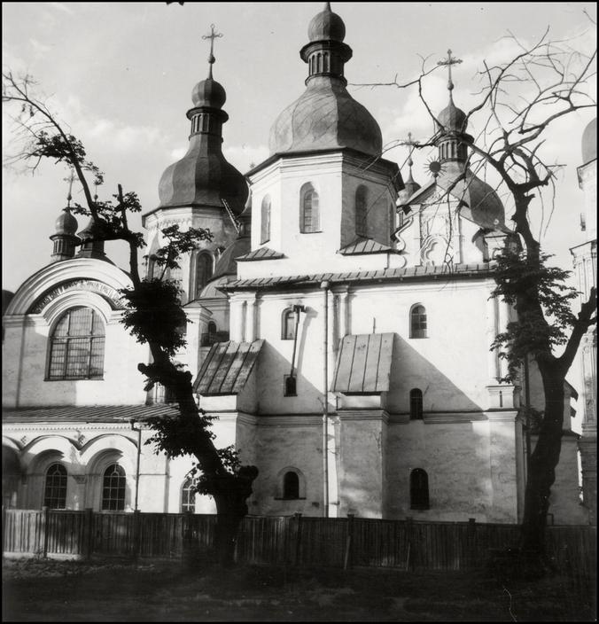 Оккупированный Киев глазами знаменитого немецкого фотографа Герберта Листа 20