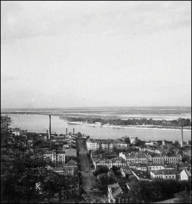 Оккупированный Киев глазами знаменитого немецкого фотографа Герберта Листа 31