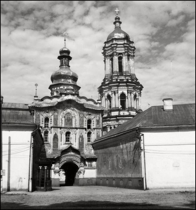 Оккупированный Киев глазами знаменитого немецкого фотографа Герберта Листа 34