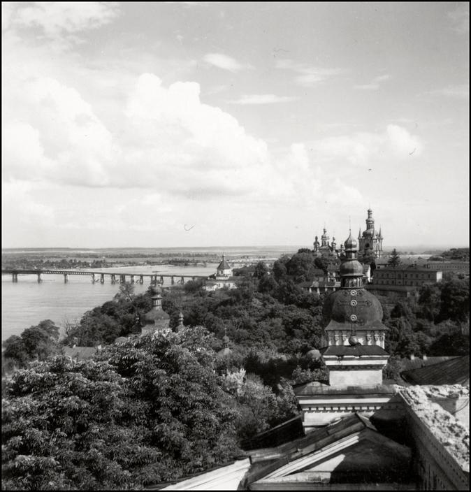 Оккупированный Киев глазами знаменитого немецкого фотографа Герберта Листа 35
