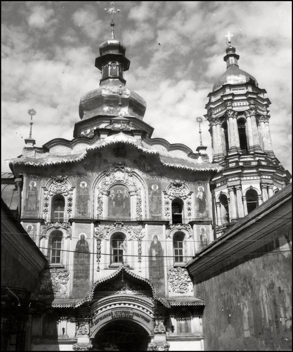 Оккупированный Киев глазами знаменитого немецкого фотографа Герберта Листа 36