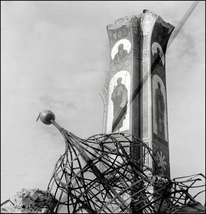 Оккупированный Киев глазами знаменитого немецкого фотографа Герберта Листа 37