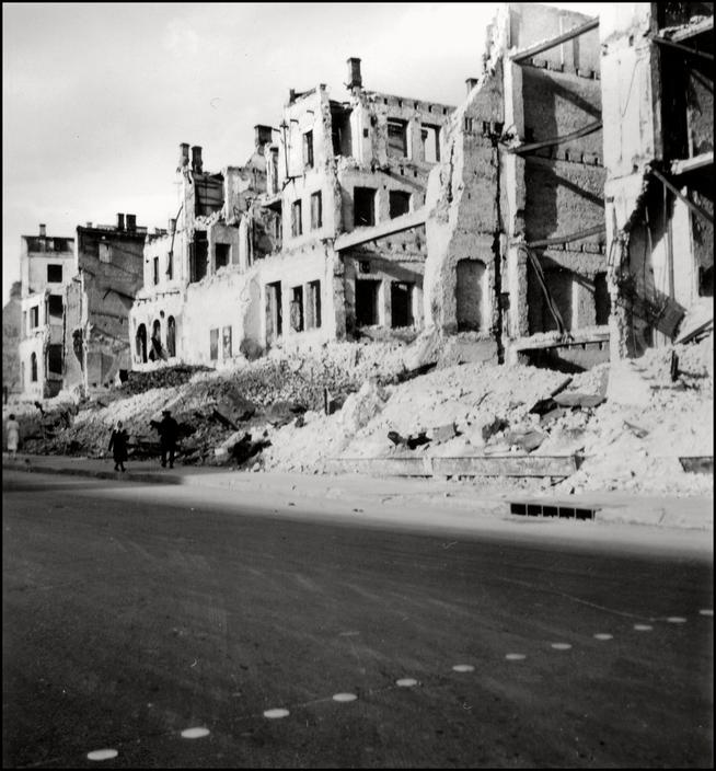 Оккупированный Киев глазами знаменитого немецкого фотографа Герберта Листа 4