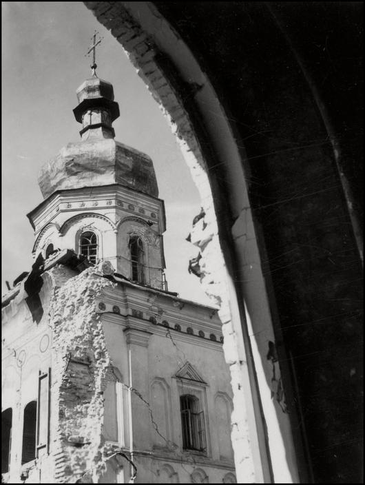 Оккупированный Киев глазами знаменитого немецкого фотографа Герберта Листа 40