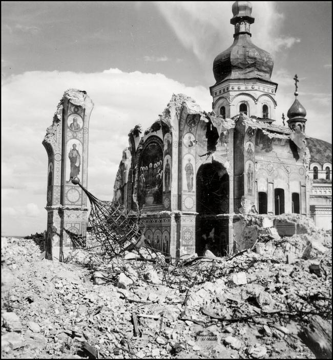 Оккупированный Киев глазами знаменитого немецкого фотографа Герберта Листа 41