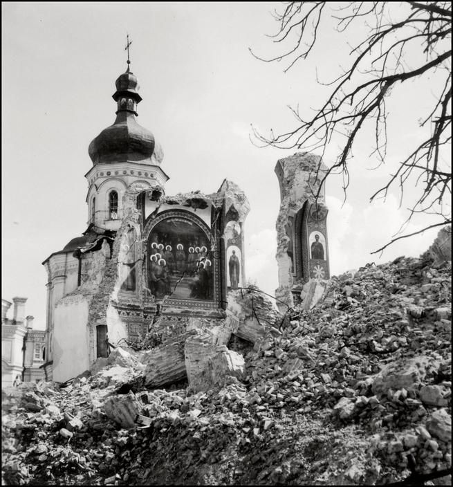 Оккупированный Киев глазами знаменитого немецкого фотографа Герберта Листа 42