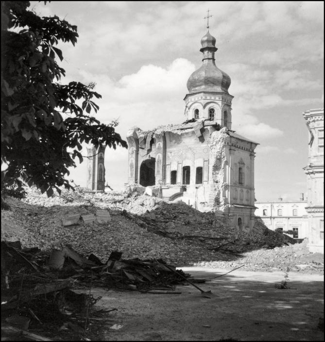 Оккупированный Киев глазами знаменитого немецкого фотографа Герберта Листа 43