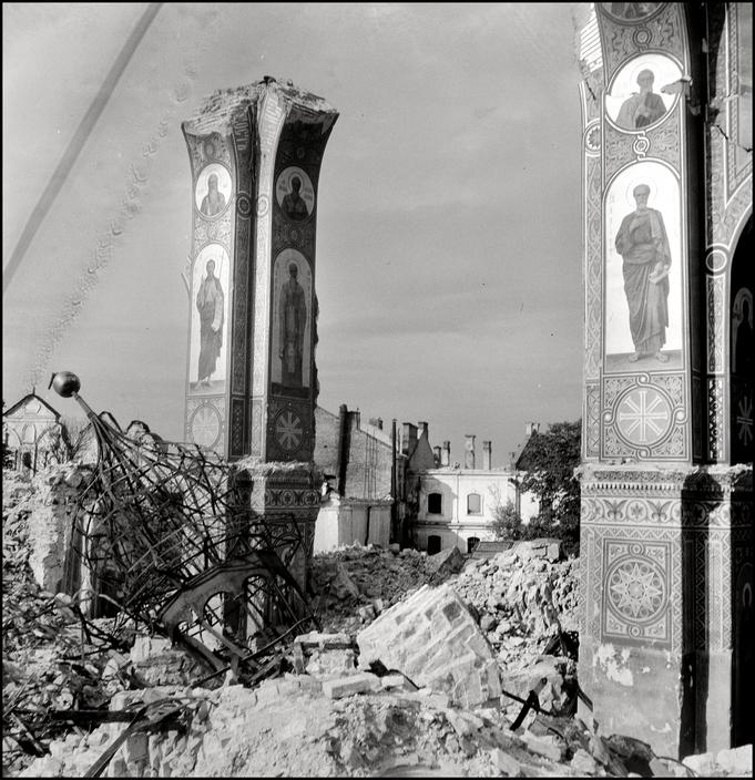 Оккупированный Киев глазами знаменитого немецкого фотографа Герберта Листа 49